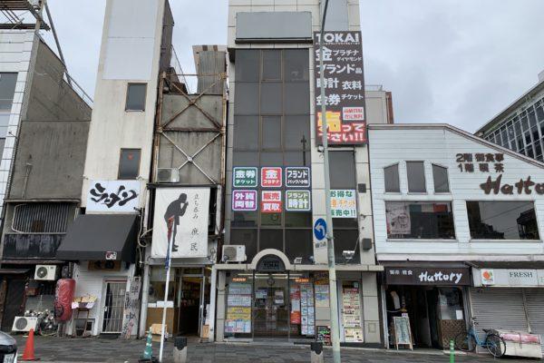 四条大宮店阪急大宮駅の東改札口より2‐B出口正面に店舗はございます。