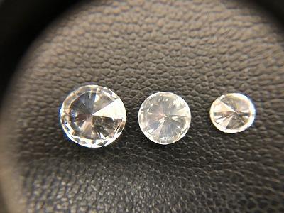 ダイヤモンド 比較画像