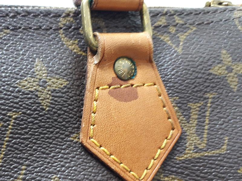 ブランド財布・小物日焼けなどの変色やシミ