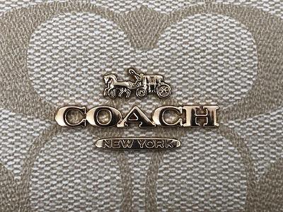 COACH 金具